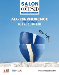 affiche Côté Sud - Aix en Provence